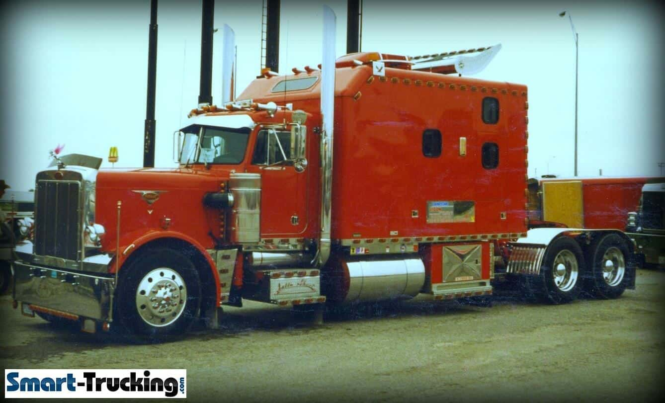 big tag time sleeper studio kenworth sale truck trucks for show