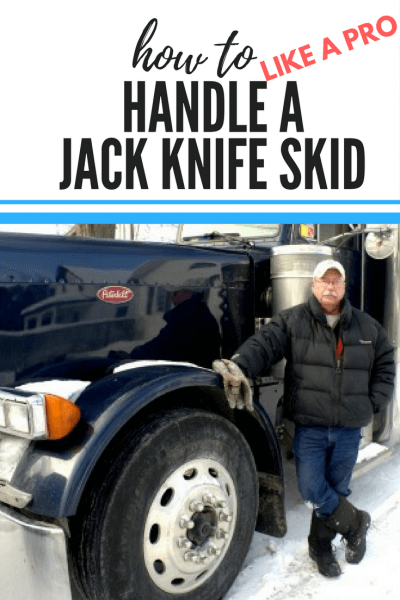 How to Handle a Jack Knife Skid Like a Pro