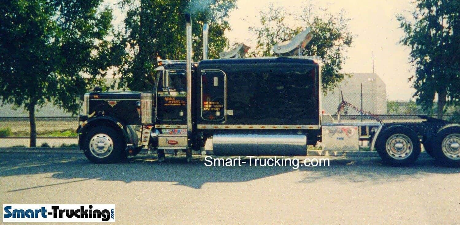 Big truck sleepers come back to the trucking industry older fandeluxe Images
