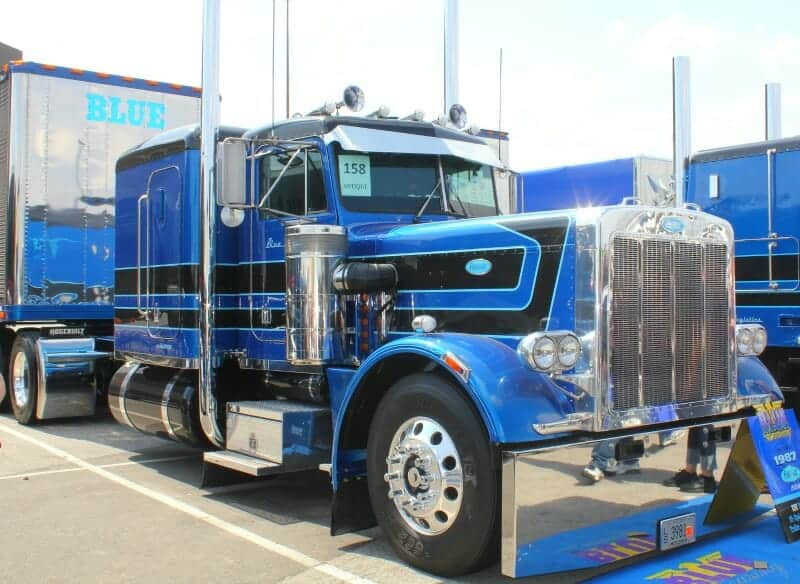 Hot Big Rig Show Trucks Photo Collections You Must See