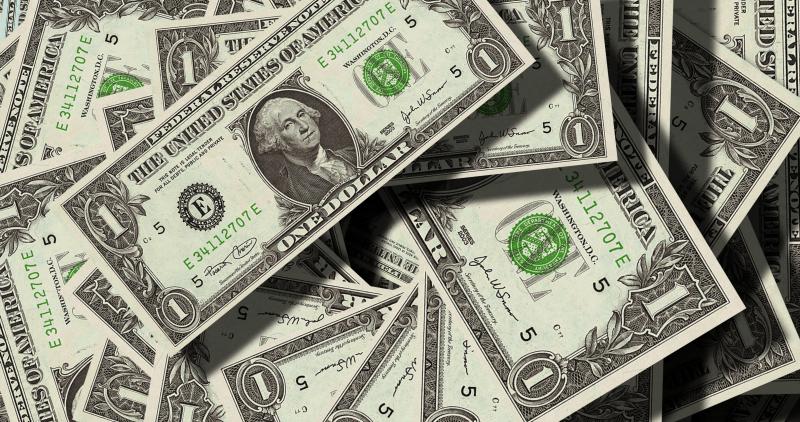 cash - american bills
