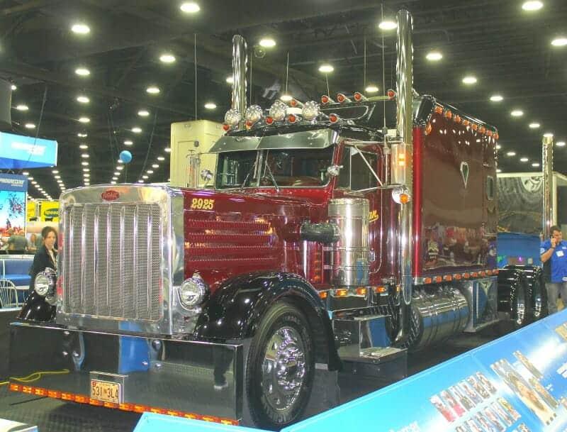 Big Rig Show Trucks: Top Custom Semi Rigs