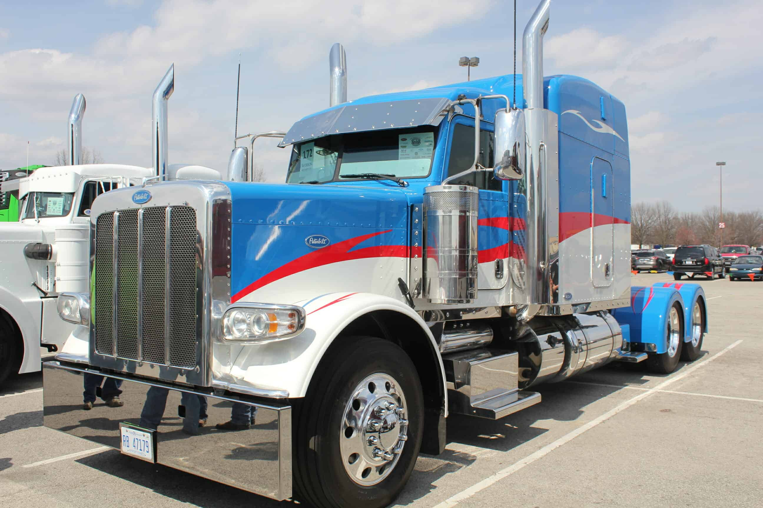 Big Rig Show Trucks: Top Custom Semi Rigs
