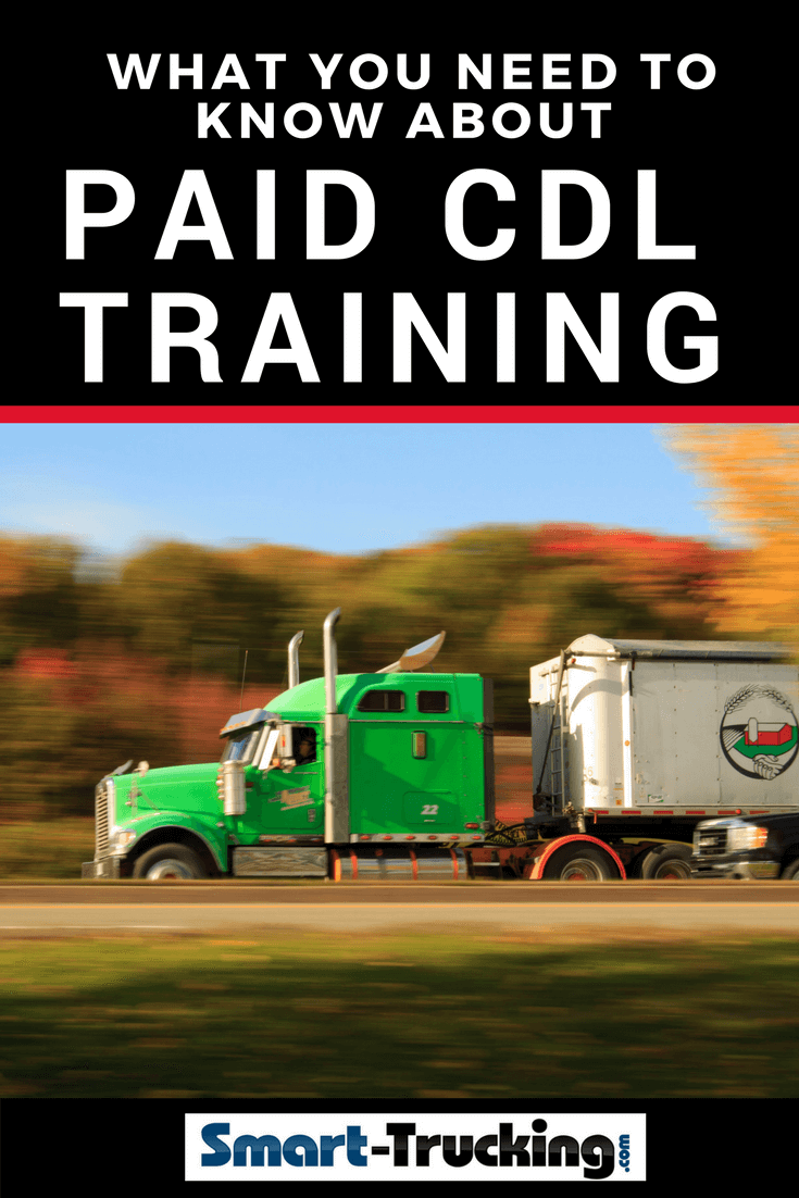 What You Need to Know About CDL Training