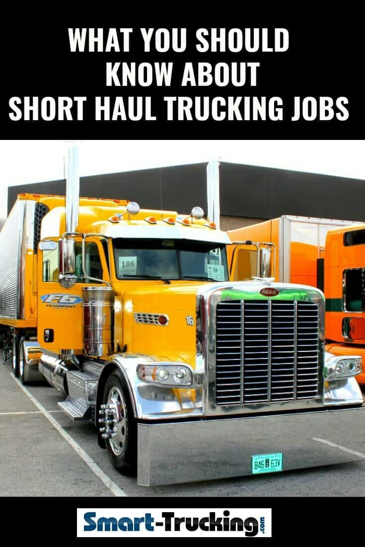 Yellow 389 Peterbilt Big Rig Truck