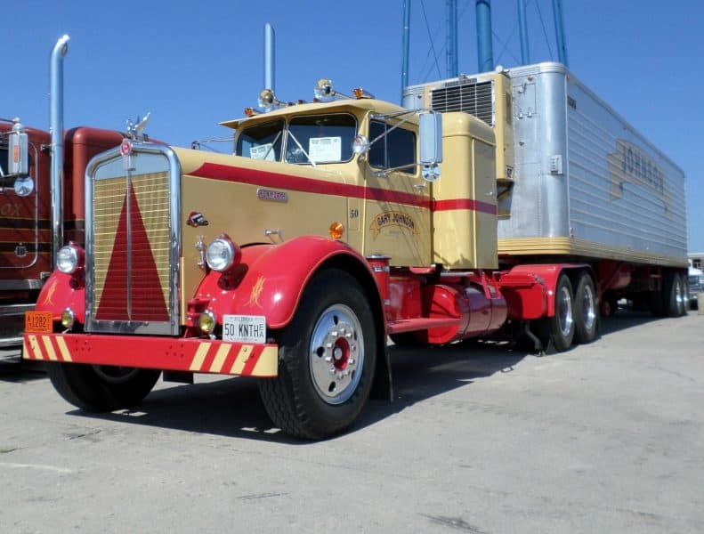 1950 Kenworth Needlenose Truck