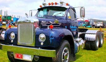 Clifford Truck Show — It Doesn't Get Much Better Than This!