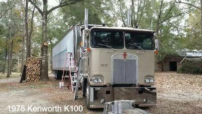 1975 Kenworth K100 Cabover