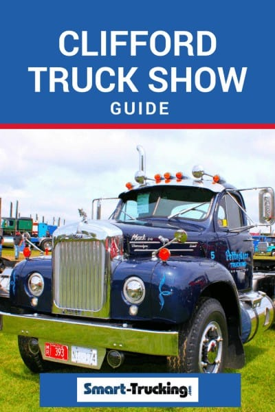 Clifford Truck Show Guide