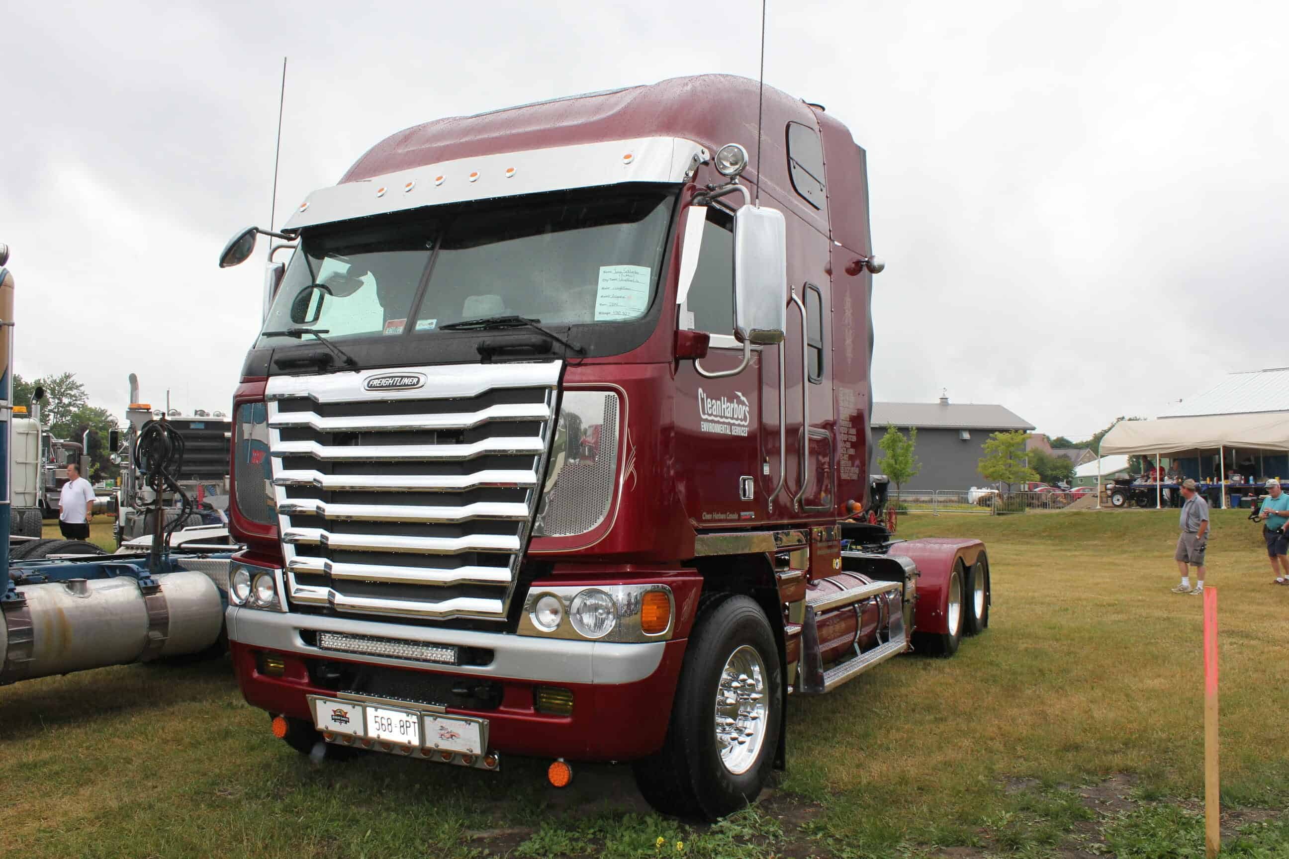 The Ultimate Freightliner Cabover Quick Guide And Photo Gallery Access Wiring Diagrams Caboverfreightliner Argosy