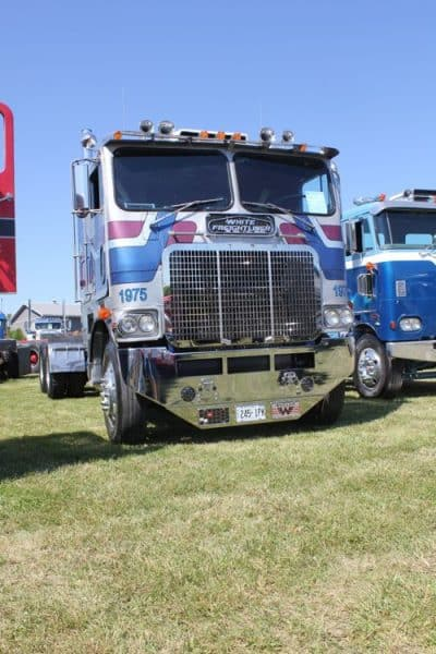 1975 Power Liner Freightliner