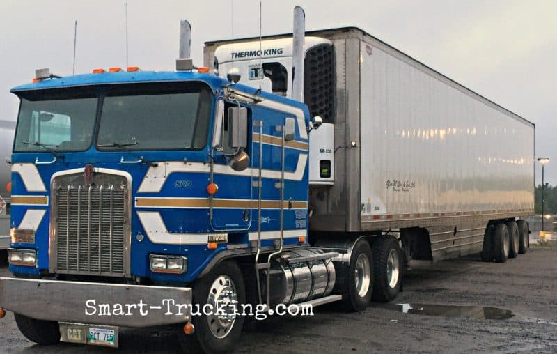 Conventional vs Cabover Trucks - Will Cabovers Make a