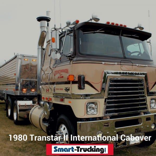 1980 Transtar II International Cabover