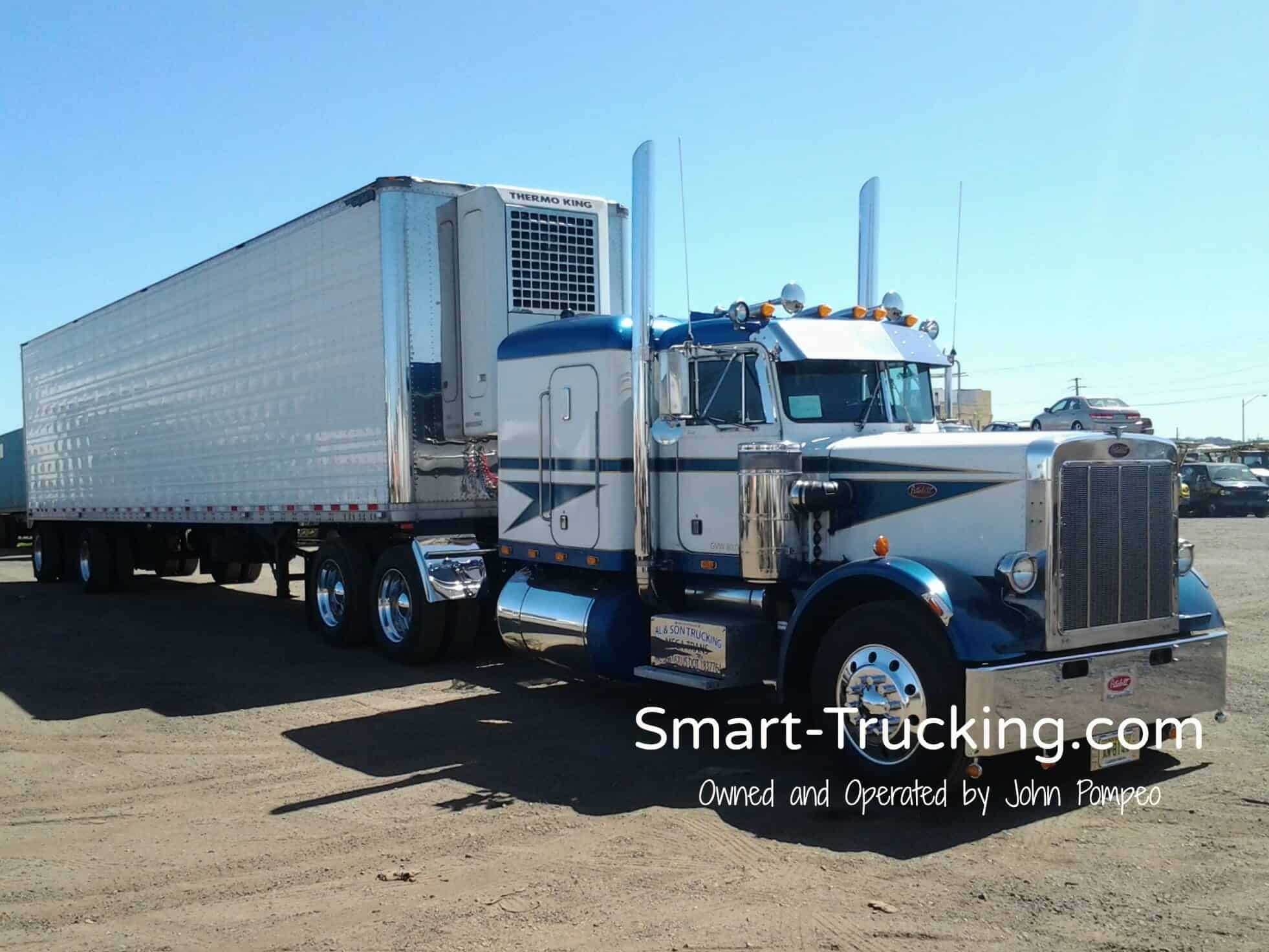 Classic Peterbilt 359 Numbered Trucks The End Of An Era