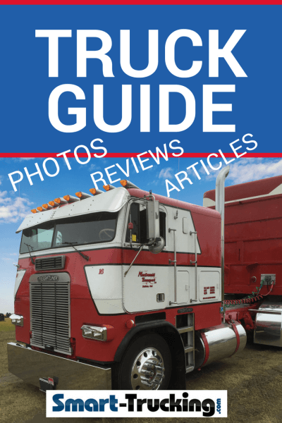 The Complete Semi Trucks Guide - The Only One You'll Ever Need