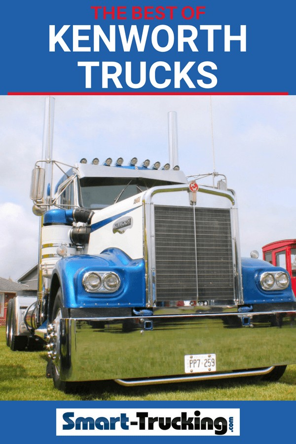 OUR BEST KENWORTH TRUCKS