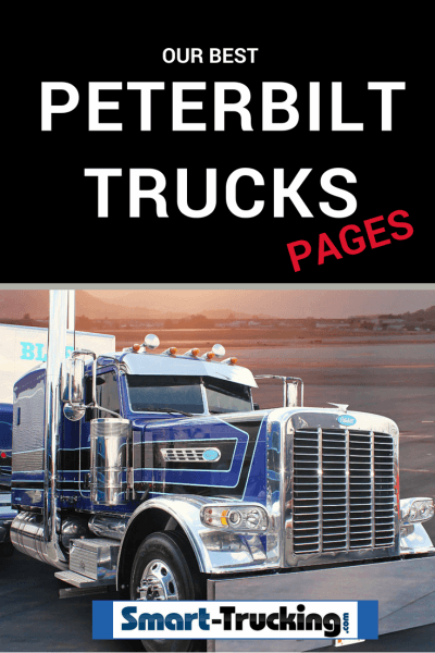 Best Peterbilt Trucks Pages