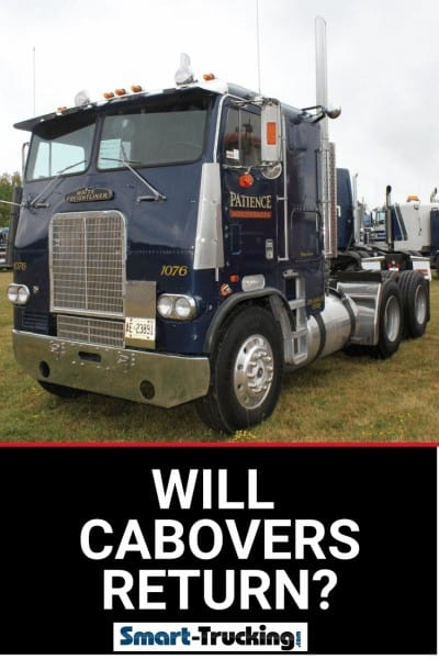 WILL CABOVERS MAKE A COMEBACK