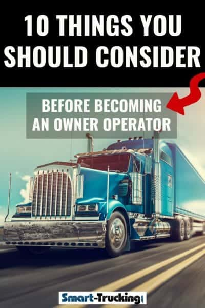 6c5e0509b58 How to Become a Successful Owner Operator in 2019