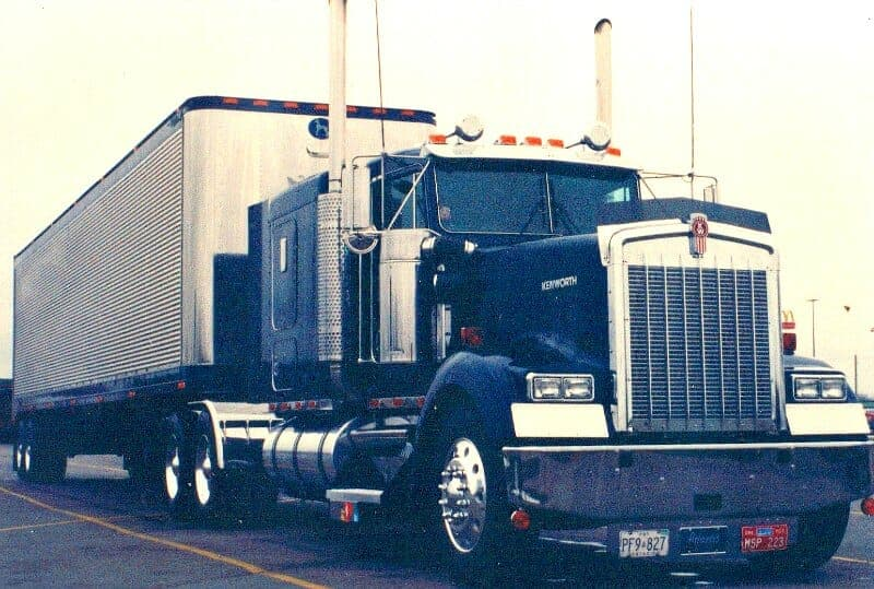 Smart Trucking: Who's Who?