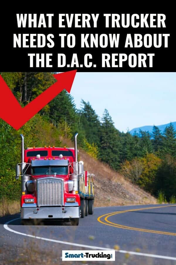What Every Professional CDL Driver Should Know About the DAC
