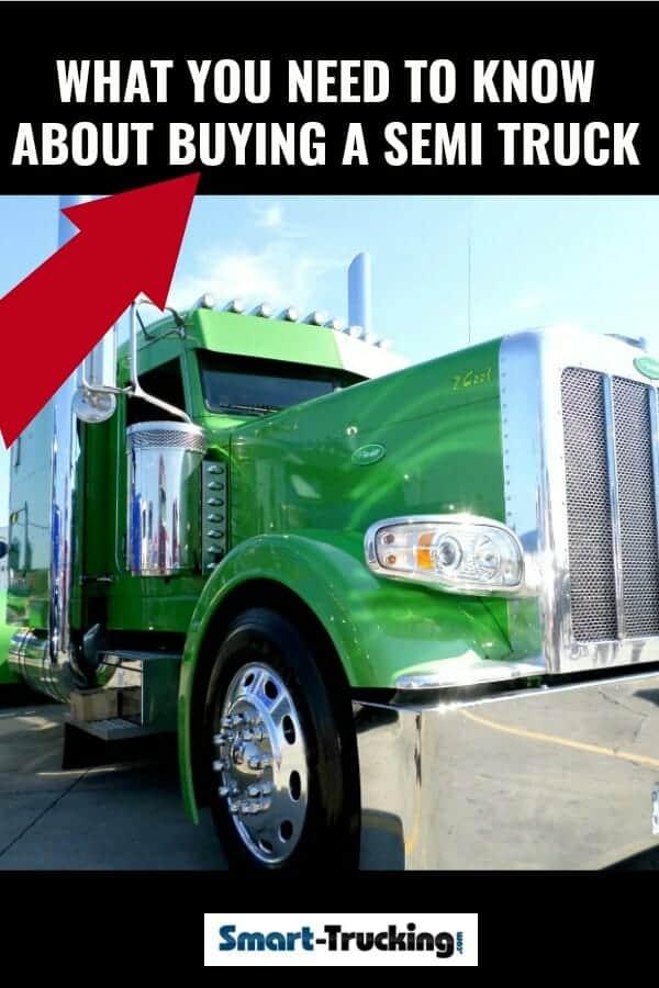 Peterbilt 389 Big Rig Truck