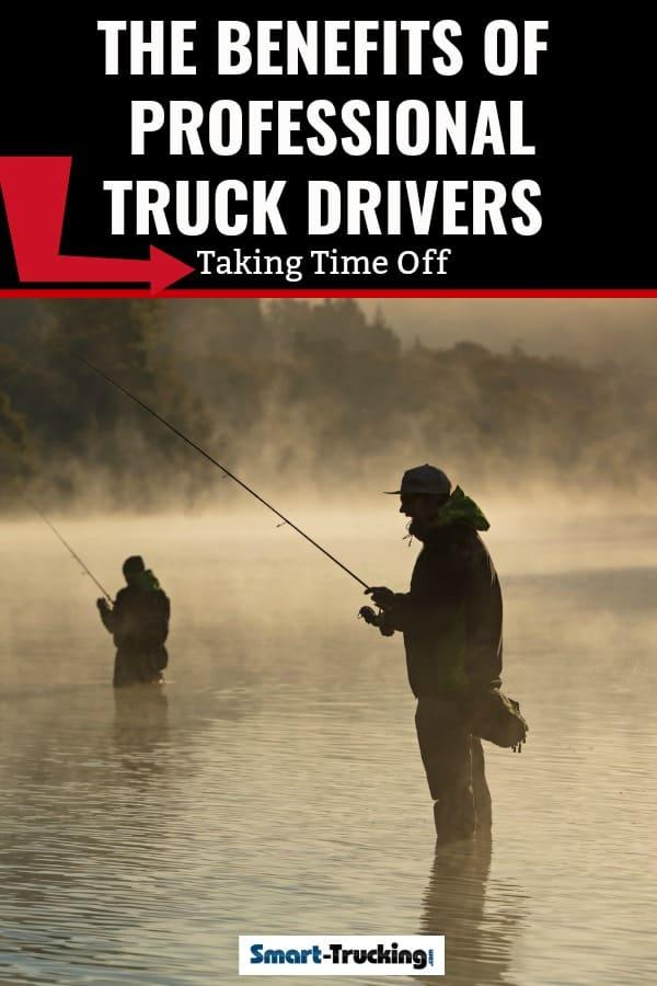 2 Men fishing early morning