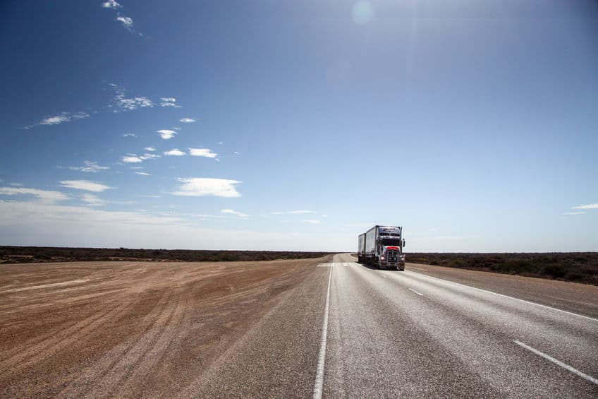 A big adventure in australia is to see those roadtrains. They are huge.