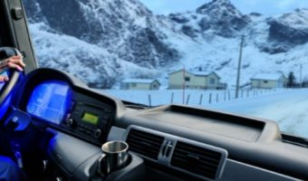 Winter Driving Tips For the Trucker   A Professional's Safety Guide