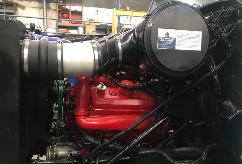 6V 92 Detroit Diesel Engine