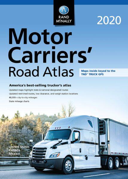 Trucker's Road Atlas
