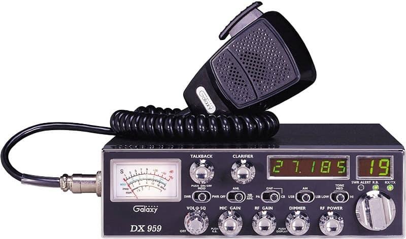 CB Radio For the Semi Truck Driver