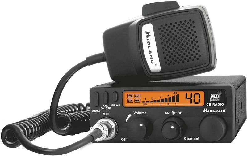 Midland CB Radio For Truckers