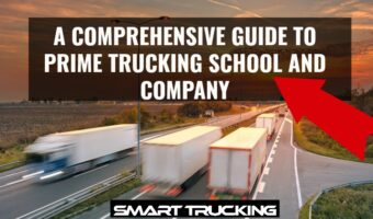 Prime Trucking School On the Road CDL Training