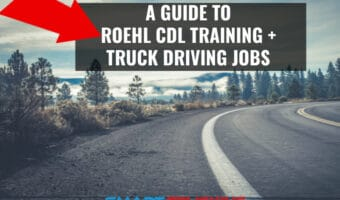 GUIDE TO ROEHL CDL TRAINING