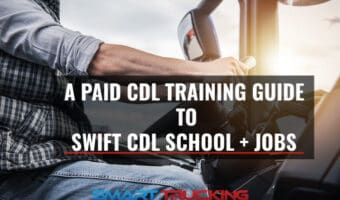 Swift Transportation Training + Job Guide